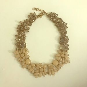 J. Crew Rock Candy Statement Necklace